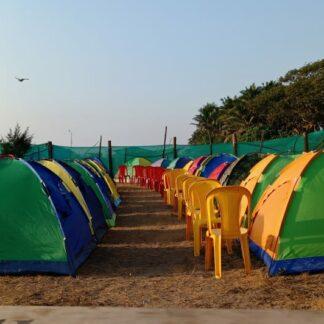 Alibaug Camping - Camp A 26