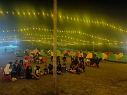Alibaug Camping - Camp B 01