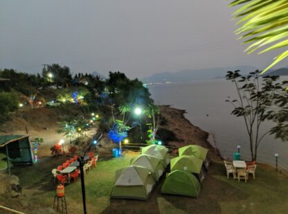 Pawna Lake Camp E 18