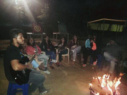 Pawna Lake Camping - Camp A 02