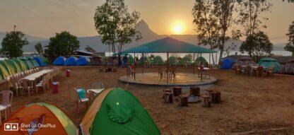 Pawna Lake Camping - Camp A 20
