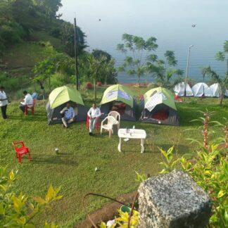 Pawna Lake Camping - Camp E 01