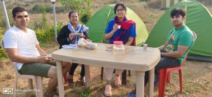 Pawna Lake Camping - Camp F 04