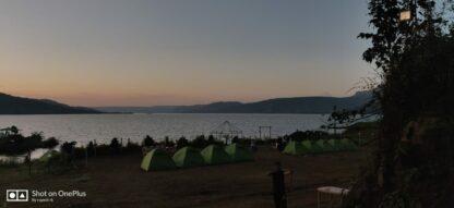 Pawna Lake Camping - Camp F 08