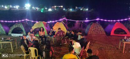 Pawna Lake Camping - Camp F 11