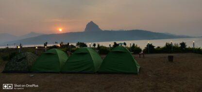 Pawna Lake Camping - Camp F 13