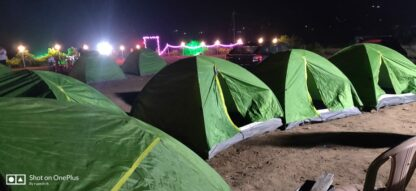 Pawna Lake Camping - Camp F 17