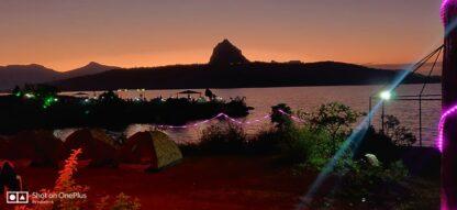 Pawna Lake Camping - Camp F 18