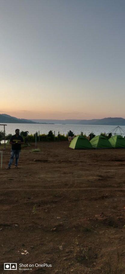 Pawna Lake Camping - Camp F 21