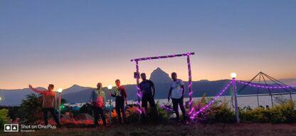 Pawna Lake Camping - Camp F 22