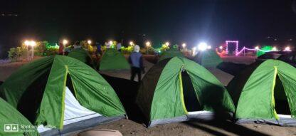 Pawna Lake Camping - Camp F 25
