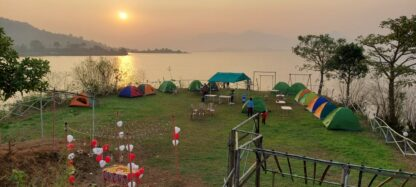Pawna lake Camp J 06